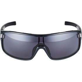 adidas Zonyk Cykelbriller L, black shiny/grey